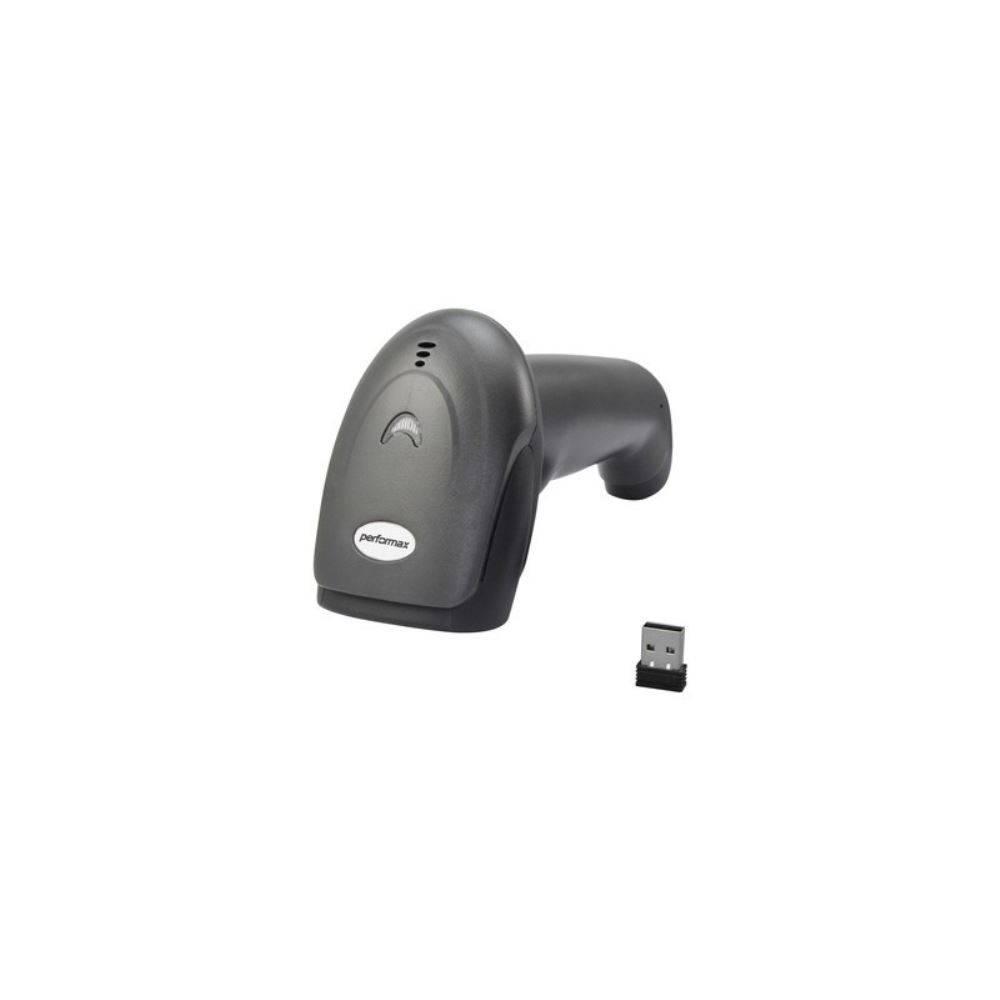 BARKOD OKUYUCU PERFORMAX PR-50 1D SİYAH USB LAZER KABLOSUZ - Tekno Merkezim