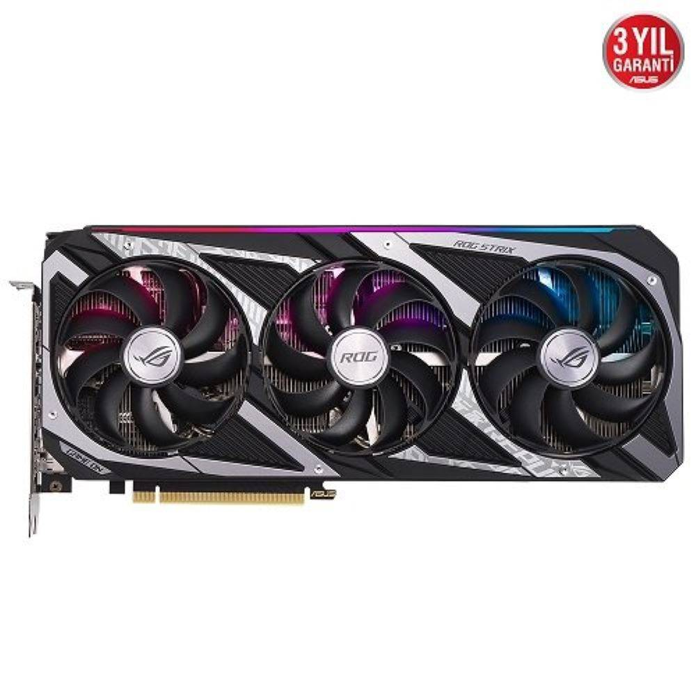 VGA 12GB ASUS ROG-STRIX-RTX3060-O12G-GAMING 192B